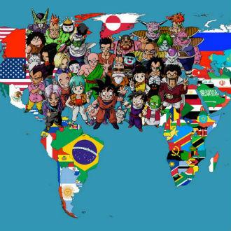 ¿Éste es el país con más fanáticos de 'Dragon Ball'?