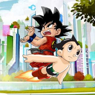 La relaci�n entre 'Astroboy', 'Goku' y el Dios del manga