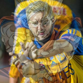 'Andre Pierre Gignac' es el fan de 'Dragon Ball' de la semana