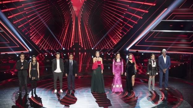 Finalistas La Voz México