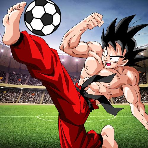 Selección 'Dragon Ball' de futbol