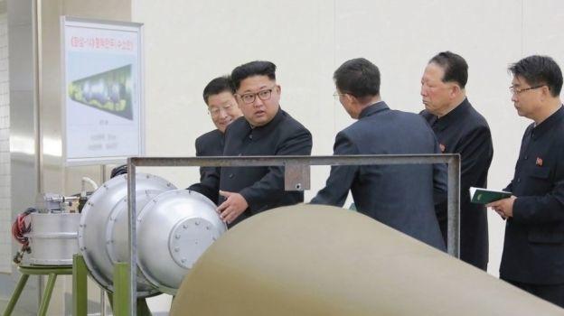 Diputados rusos ingresan a instalaciones militares en Corea del Norte