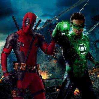Actores que han hecho películas en Marvel y DC ¡y no te habías dado cuenta!