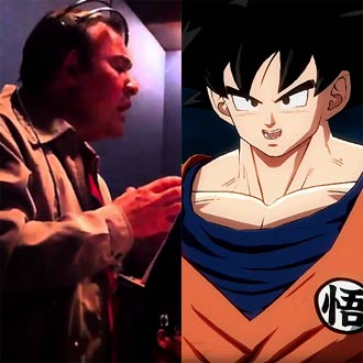 �As� sonar�a la voz de Mario Casta�eda en 'Dragon Ball FighterZ'!
