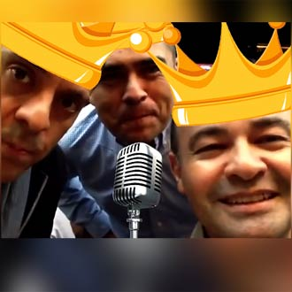 ¿'Los Tres Reyes Marios' revelan el secreto para convertirte en actor de doblaje?