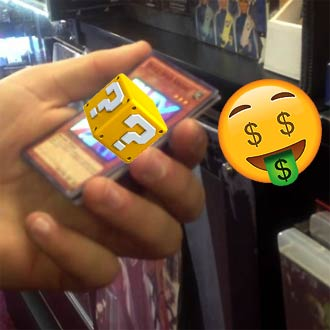 ¡Esta carta de 'Yu-Gi-Oh' cuesta 7 millones de pesos y tal vez la tengas!