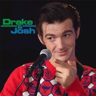 ¡Drake Bell ya dijo SÍ al regreso de 'Drake & Josh' y tu infancia llora de emoción!
