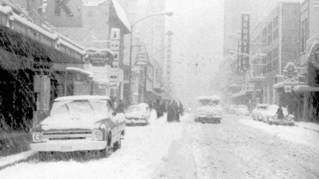 ¿Qué tan probable es que vuelva a nevar en la CDMX?