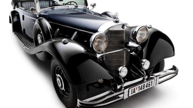 El 'Súper Mercedes' de Hitler no encuentra comprador en subasta