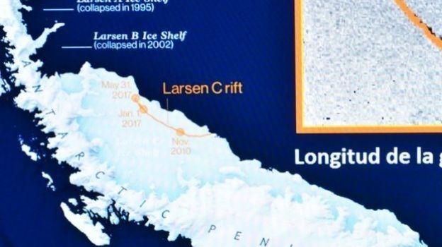 Deshielo de la Antártida sería una catástrofe: UNAM