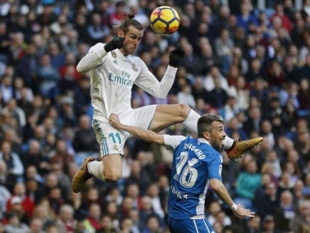Real Madrid destroza al Deportivo