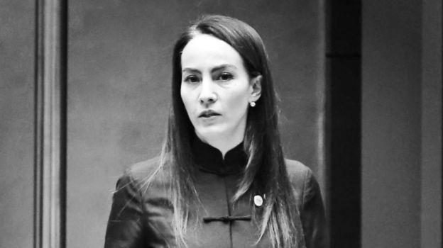 Gabriela Cuevas dice que comparte ideales de transición de AMLO