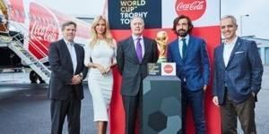 ¡Arranca la gira del trofeo del Mundial 2018!