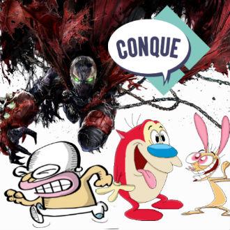 Mentes maestras del cómic vienen a la Conque 2018