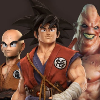 Checa cómo se verá la película animada en 3D de Dragon Ball Z