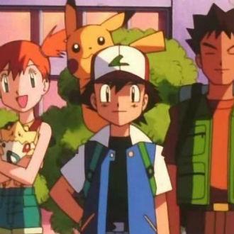 Ash, Misty y Brook han sentido incomodidad fuera del mundo Pokémon