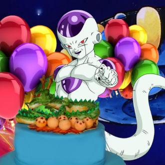 Así te felicitaría Freezer en tu cumpleaños