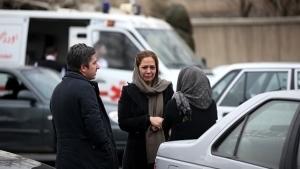 Se desploma avión en Irán, no hay sobrevivientes