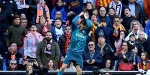 Cristiano Ronaldo iguala a Raúl