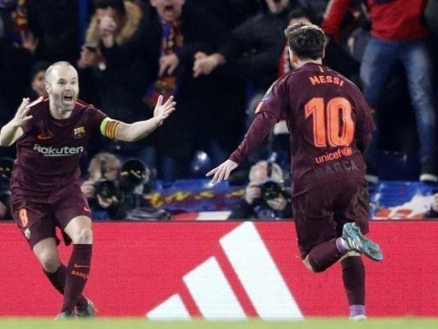 Messi rompe su maldición y salva al Barça