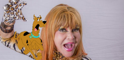 La Tigresa del Oriente bailó el 'Scooby-Doo Pa Pa'
