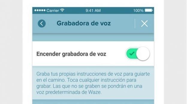 Waze ofrece herramientas para interactuar mejor con el usuario