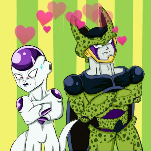 ¿Freezer y Cell son sólo amigos o algo más?