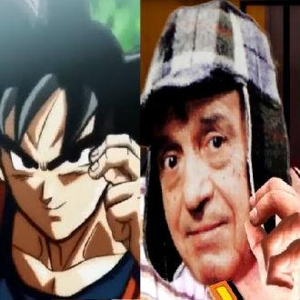 Goku vs El Chavo del 8
