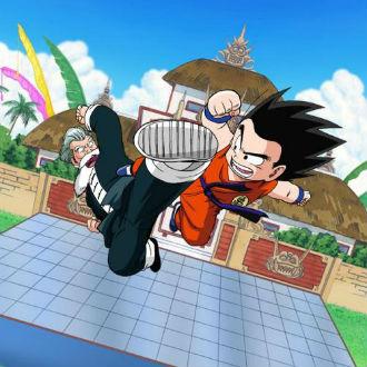 'Mezase Tenka'ichi', canción de inserto de 'Dragon Ball' que tal vez no conocías