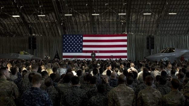 Diez exjefes militares piden a Trump fortalecer el TLCAN por razones de seguridad