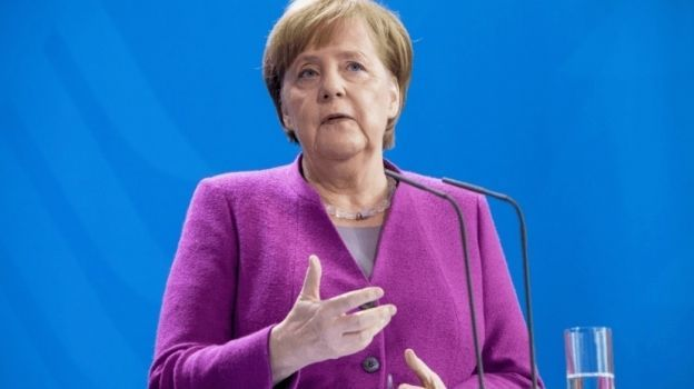 Merkel descarta boicot al Mundial de Rusia