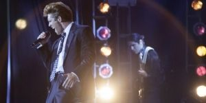 Diego Boneta luce idéntico a Luis Miguel en bioserie