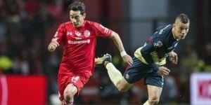 Toluca derrota 2-1 al Améria