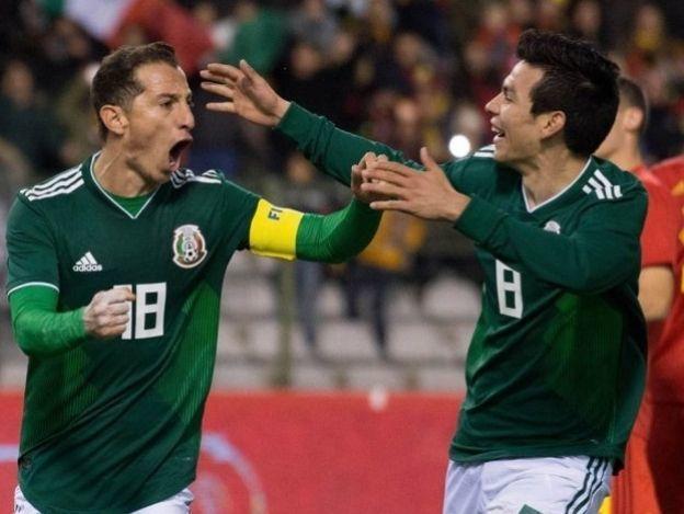 Selección Mexicana presume uniforme de visitante