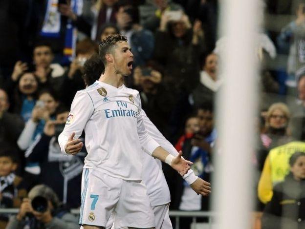 Cristiano Ronaldo: 'No hay nadie mejor que yo'