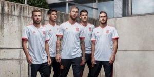 España estrenará su segundo uniforme para el Mundial