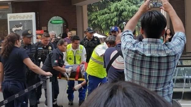 Sujeto que disparó contra mujer en Reforma 222 cuenta con antecedentes penales