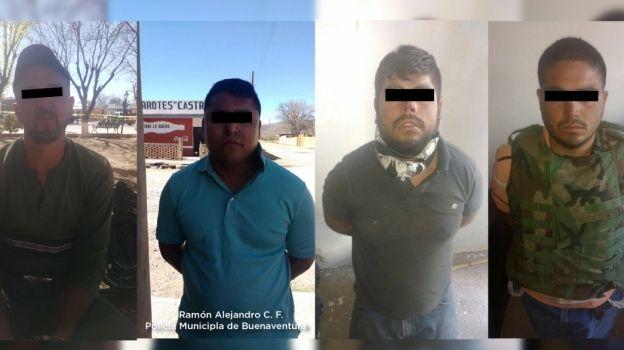 Abaten a 'El mini', líder narco en Chihuahua
