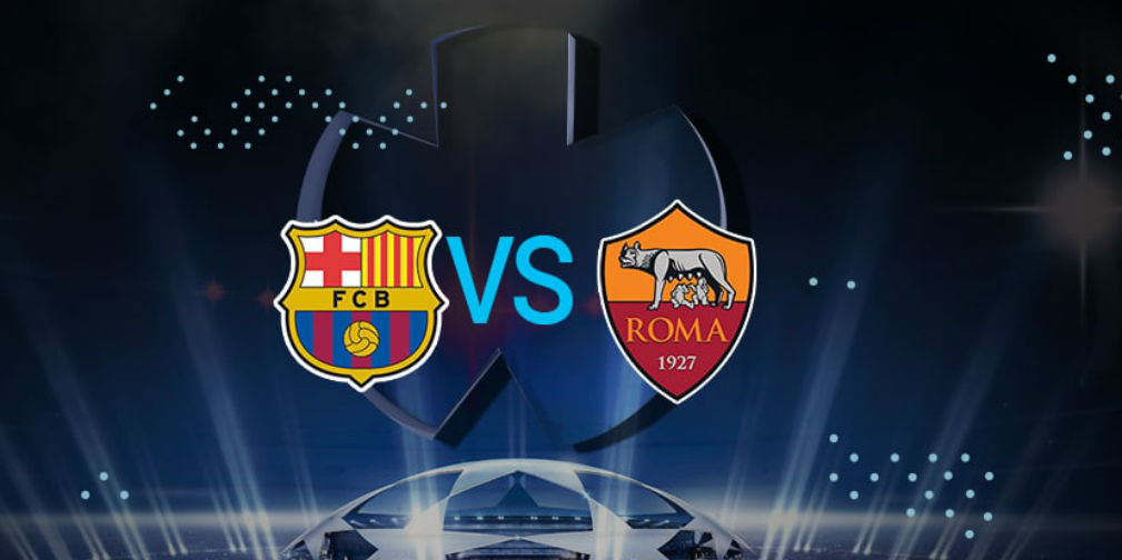 Image Result For Vivo Roma Vs Barcelona En Vivo Noticias