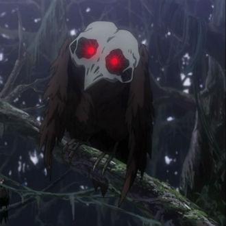 Capítulo 14: El bosque de la muerte - Los Caballeros del Zodiaco: El Lienzo Perdido