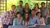Diego Olivera celebró su  cumpleaños con la producción de  'Y mañana será otro día'