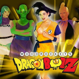 Ya sacaron la parodia porno de 'Dragon Ball Z'