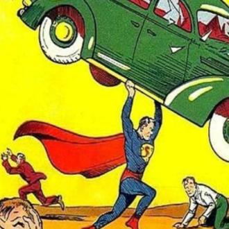 ¡Felices 80 años, Superman!