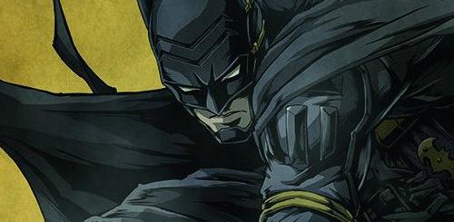 Así luce Batman Ninja en acción