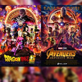 Fu-sión: ¡Dragon Ball y Avengers!
