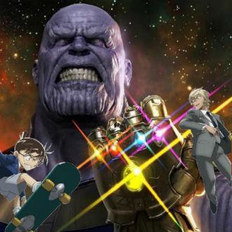 El anime que le ganó a Avengers en la taquilla
