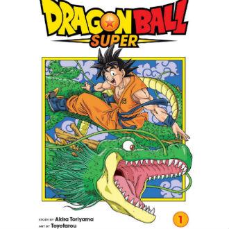 ¡El manga de 'Dragon Ball Super' llega a México!