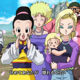 Las mamás de Dragon Ball