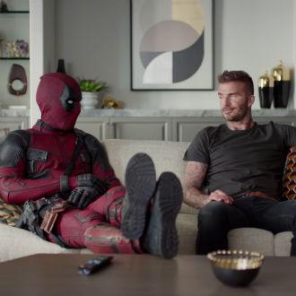 David Beckham se burla de Deadpool