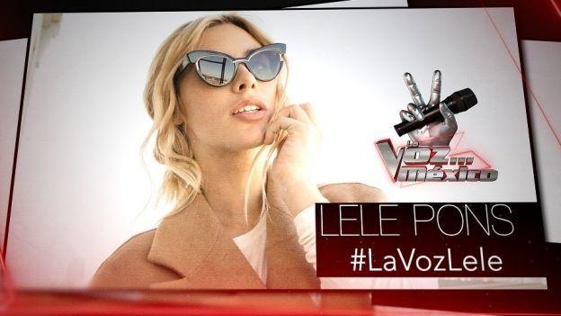 Lele Pons será la conductora de 'La Voz... México'